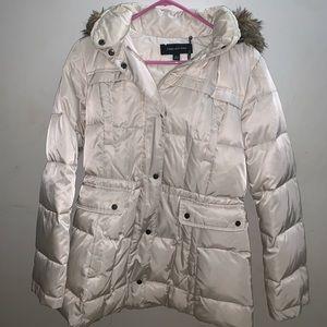 WOMENS white jacket